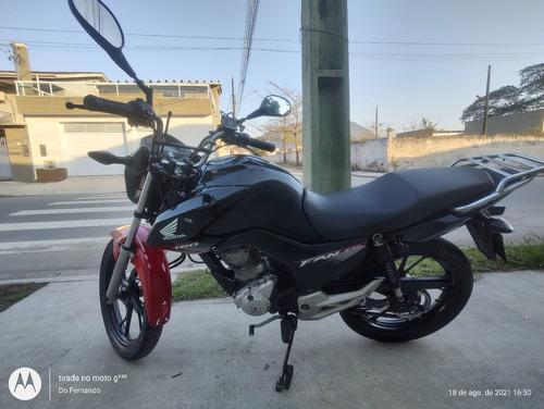 Imagem 1 de 14 de Honda  Titan Fan 160