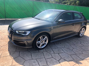 Audi A3 1.8 S Line At 2014 Quemacocos