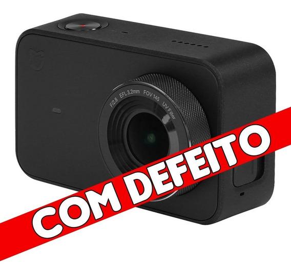 Câmera De Ação Mijia 4k Com Defeito