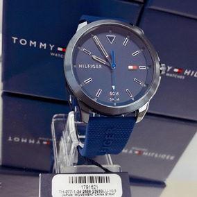Relógio Tommy Hilfiger 1791621 Silicone Borracha Azul