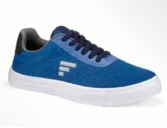 Sneakers Ferrato 263-3862 Azul 27cm Único Par