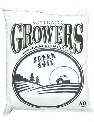 Sustrato Growers Super Soil 50 Litros