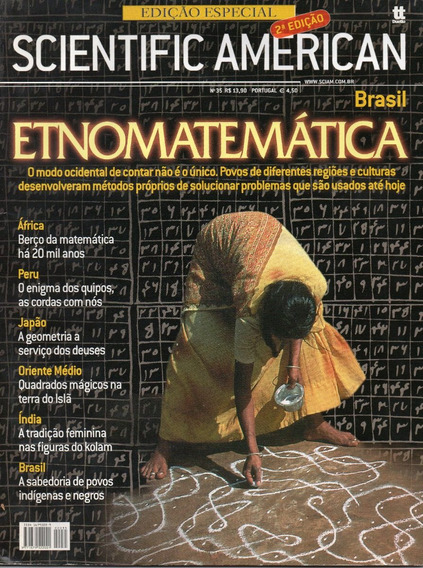 Revista Scientific American, Etnomatemática