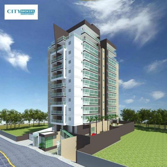 Apartamento Com 3 Dormitórios À Venda, 100 M² Por R$ 518.000,00 - Vila Progresso - Guarulhos/sp - Ap0103