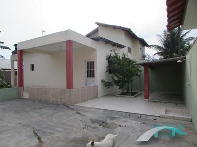 Casa 1 Dormitório- Lado Linha - Jardim Beira Mar - Peruíbe/sp - Ca00397 - 33126728