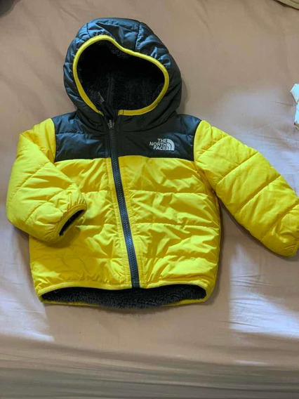 Campera Inflable The North Face. Talle 9-12 Meses