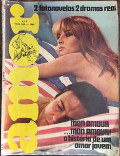 Revista Amor Nº 6 (1969)