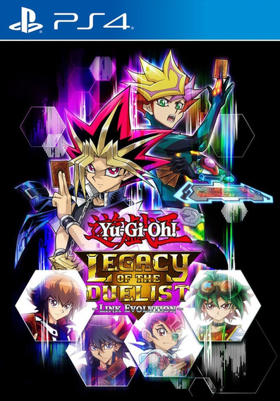 Yu-gi-oh! Legacy Of The Duelist: Link Evolution | Ps4 1