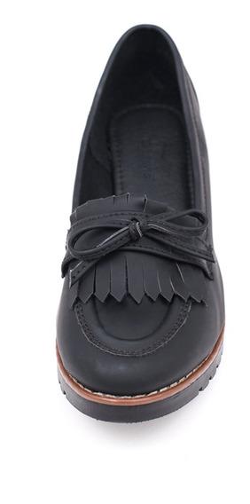 Zapato Negro Dama Tucane Assentiz