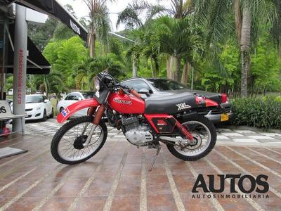 Honda Xl500s Enduro