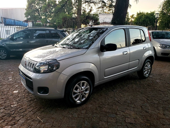Fiat Uno 1.4 Attractive Pack Top 5 Ptas 2016 56.000km T/usad