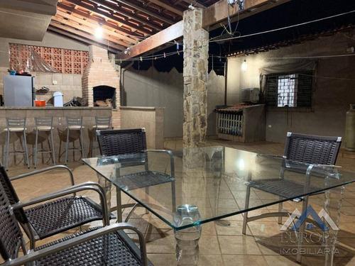 Imagem 1 de 17 de Casa Com 3 Dormitórios À Venda, 250 M² Por R$ 630.000,00 - Vila Santa Terezinha - Londrina/pr - Ca1223