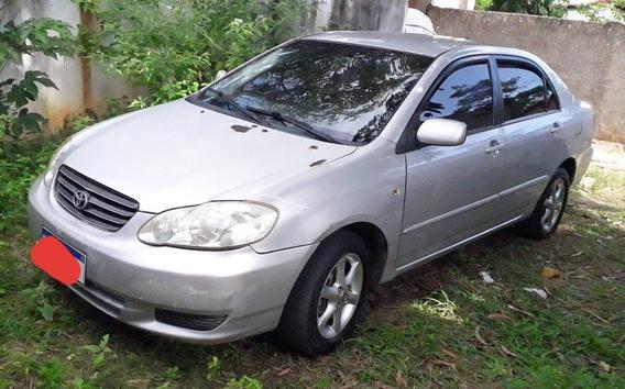 Toyota Corolla 1.8 16v Xei 4p 2003