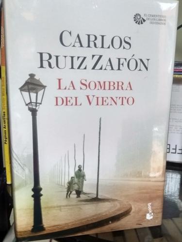 Imagen 1 de 2 de Libro La Sombra Del Viento Carlos Ruiz Tapa Dura Original