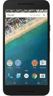 Lg Nexus 5x - Gsm Unlocked - 16gb Smartphone - Carbon Black