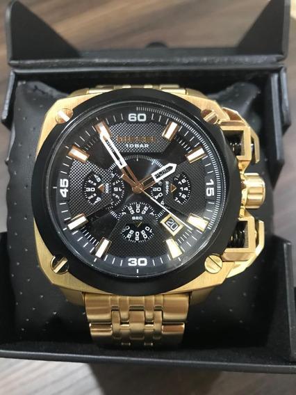 Reloj Diesel Bamf Dz7378 Nuevo Para Hombre