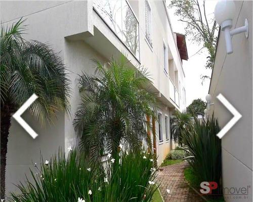 Imagem 1 de 23 de Casa Em Condomínio, 3 Dorm Sendo 1 Suite,  2 Garagem(ns), 134m - Espaço Gourmet Individualizada - V2807 - 69715287