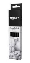 Lápis Preto Mercur Caixa Com 12 Unid 2b