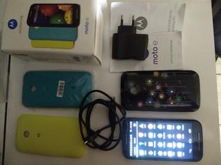 Cel Motorola Moto E Dtv Colors Dual Chip 3 G 8gb Usado