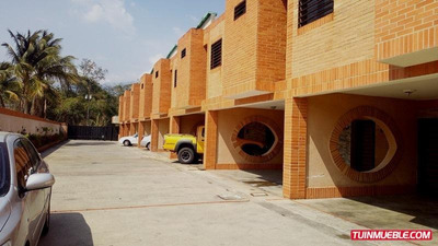 Gustavo Zavala Townhouse En Venta En El Manantial 19-7842