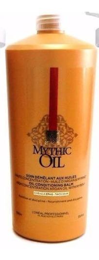 Loreal Mythic Oil Acondicionador Cabello Grueso 1000ml