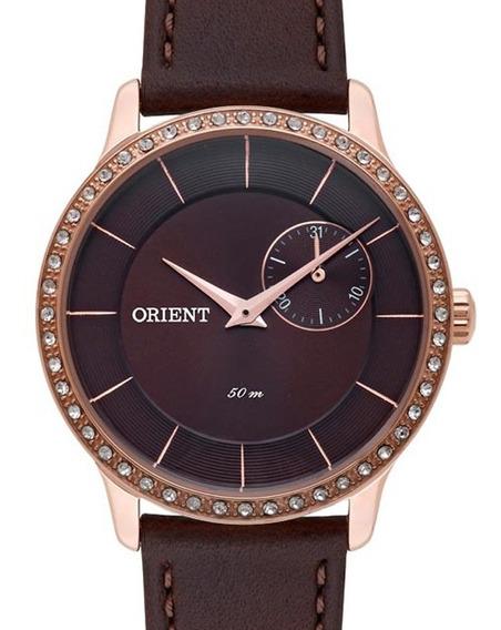 Relógio Orient Feminino Frscm009 N1nx C/ Garantia E Nf