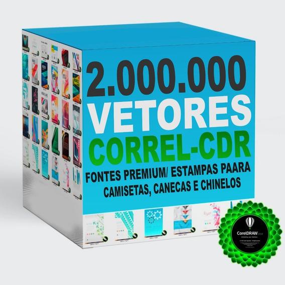 2.000.000 De Vetores Em Estampas Variadas