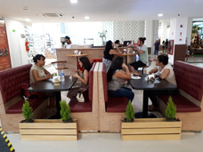 Cafeteria Em Shopping Center