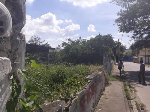 Imagen 1 de 12 de Terreno En Venta Las Bajadas