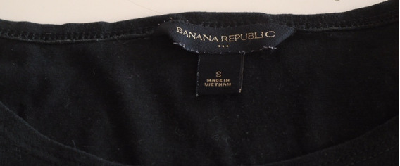 Remera Banana Republic Talle S
