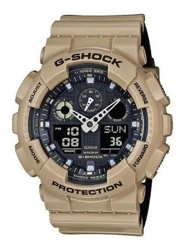 Relógio Casio Ga 100 8a Marrom