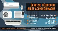 Servicio Técnico Especializado En Aires Acondicionados