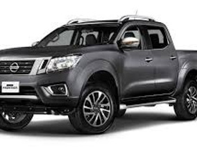 Nissan Np300 2.3 Frontier Le Cd 4x4 At Mexico