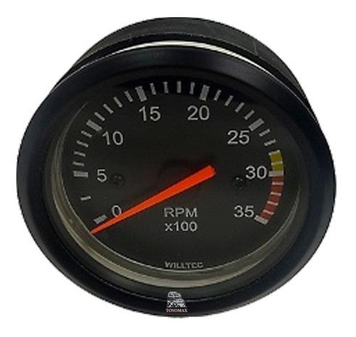 Imagem 1 de 3 de Tacômetro Toyota Bandeirante 03/1985 A 08/2001