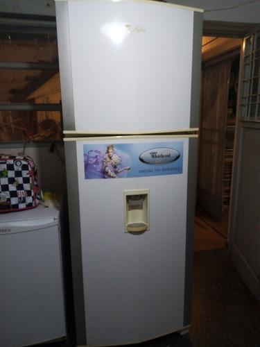 Heladera Whirlpool Con Dispenser De Agua Y Bajo Consumo
