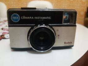 Kodak Instamatic 155x Câmera Analógica Máquina Fotográfica