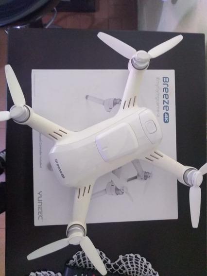 Drone Yuneec Breeze 4k Com 03 Baterias