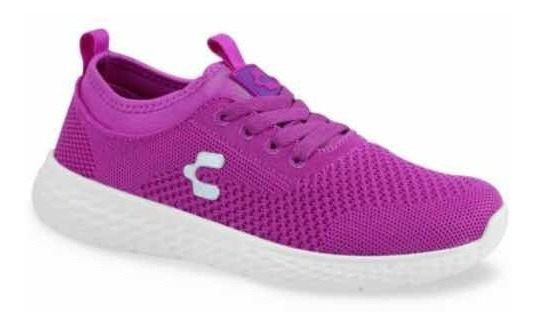 Tenis Charly Rosados Dama 2673967 And.dep.3