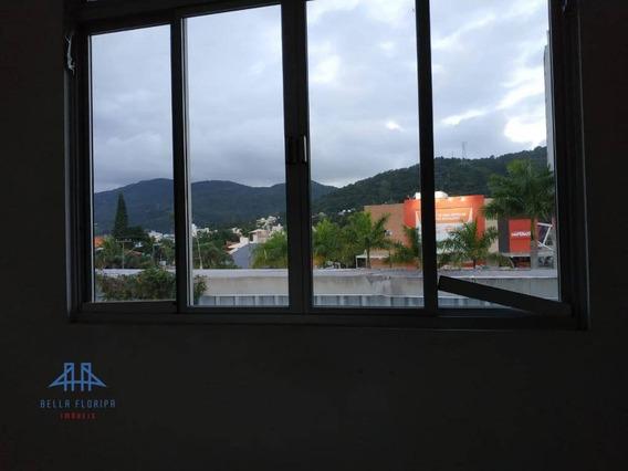 Kitnet Para Alugar, 30 M² Por R$ 1.050/mês - Córrego Grande - Florianópolis/sc - Kn0019