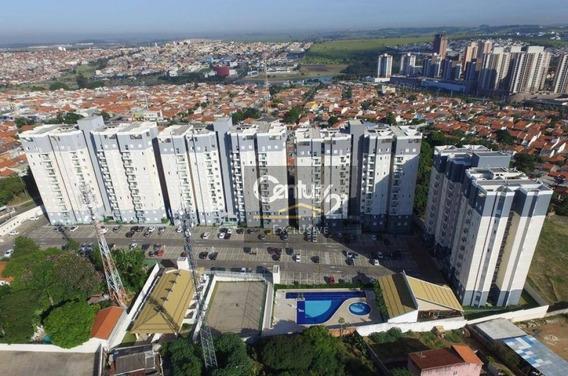 Apartamento Mobiliado À Venda E Locação Na Cecap, Indaiatuba! - Ap0230
