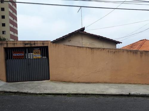 Imagem 1 de 9 de Terreno À Venda, 510 M² Por R$ 1.200.000 - Vila Baeta Neves - São Bernardo Do Campo/sp - Te4110