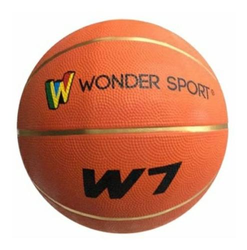 Balon Baloncesto Basketbal Basquet Nro 7 Interior Y Exterior