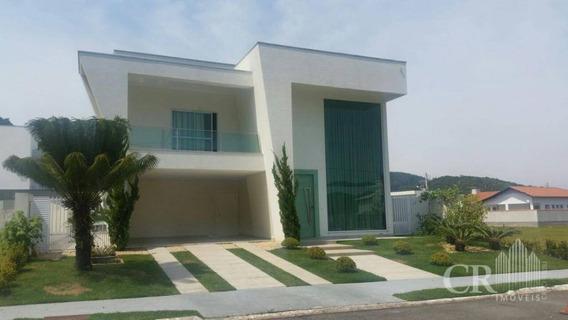 Casa De Condomínio Em Camboriú - Sc - Ca0016_crim