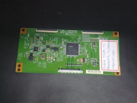 Placa T-con Tv Panasonic Tc-l39em6b V500hj1-ce1 Original