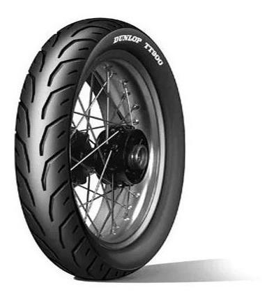 Cubierta 100/90-14 Dunlop Tt900 Moto Avenida