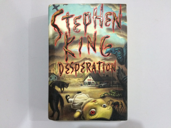 Livro Desperation Stephen King