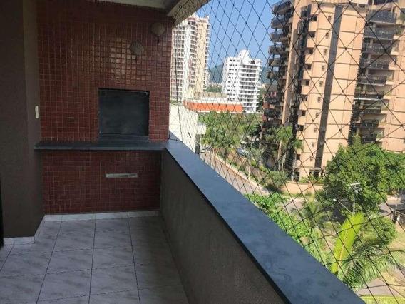Apartamento Em Balneário Cidade Atlântica, Guarujá/sp De 70m² 2 Quartos À Venda Por R$ 429.000,00 - Ap612800