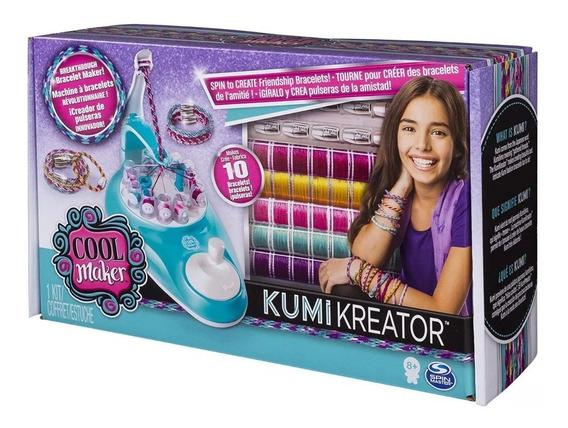 Máquina De Fazer Pulseiras Kumi Kreator Cool Maker Sunny