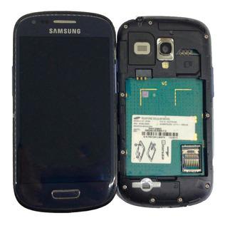 Celular Samsung Galaxy S3 Mini 02 Un. No Estado