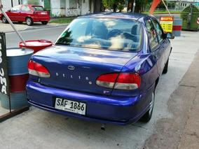 Kia Avella 1.5 Glxi Año 2000